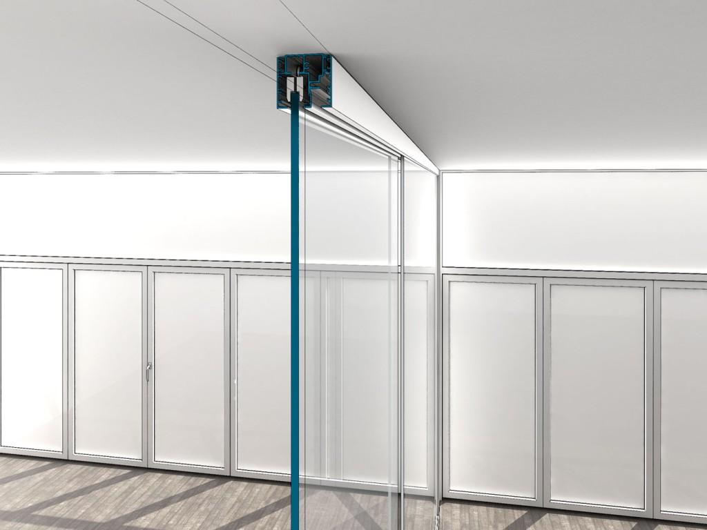 glasschiebet ren glastrennwand glastrennwandsysteme dfw. Black Bedroom Furniture Sets. Home Design Ideas